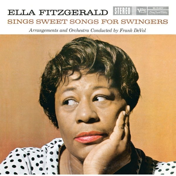 Ella Fitzgerald Sings Sweet Songs for Swingers cover art