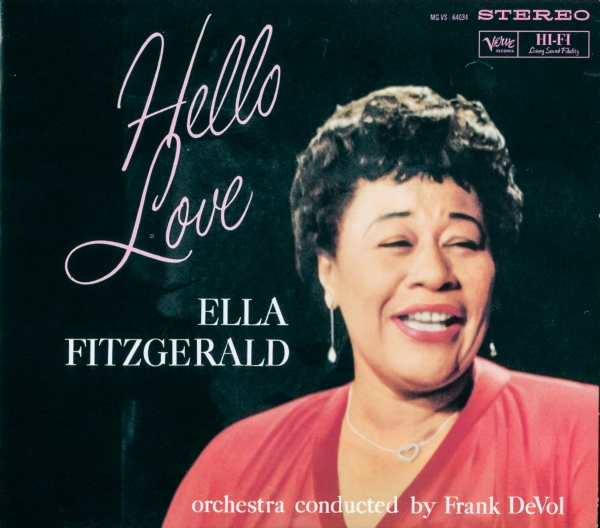 Ella Fitzgerald Hello Love cover art