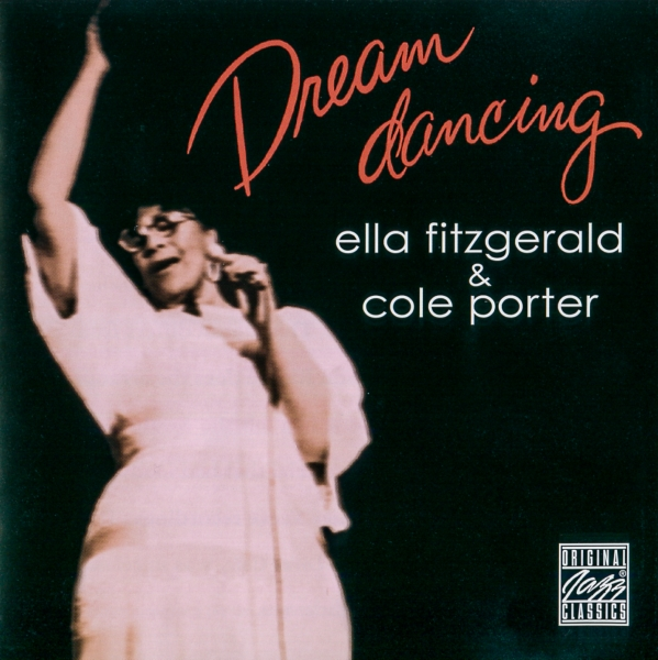 Ella Fitzgerald Dream Dancing: Ella Fitzgerald & Cole Porter cover art