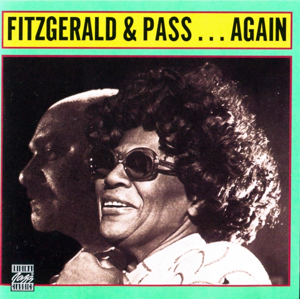 Joe Pass Fitzgerald and Pass... Again cover art