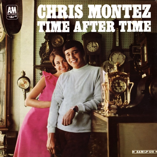 Chris Montez Time After Time Cover Art