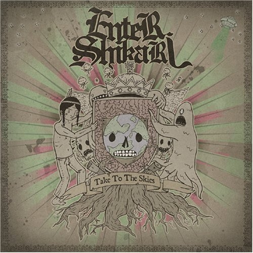 Enter Shikari Take to the Skies cover art