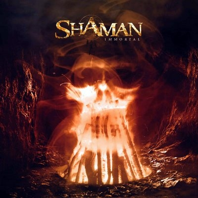 Shaman Immortal Cover Art