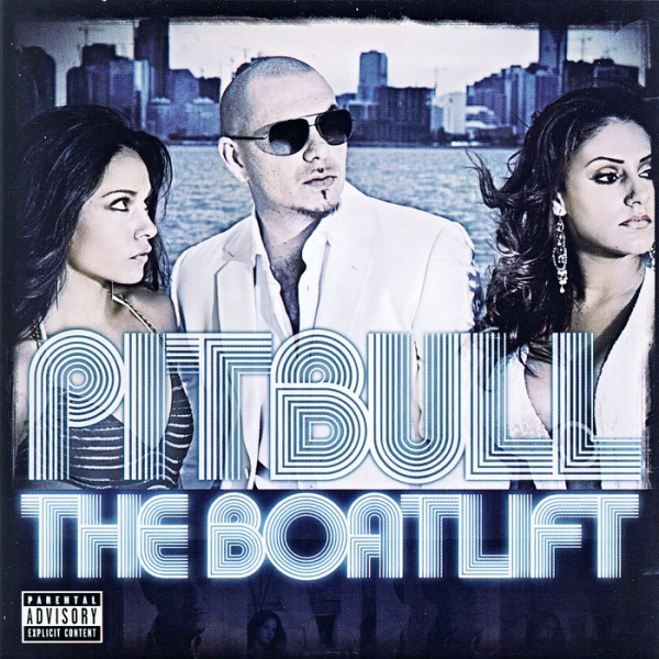 Pitbull The Boatlift Cover Art