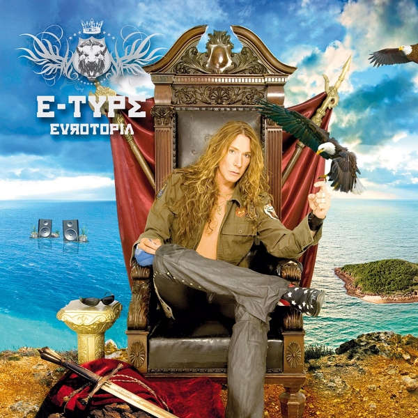 E-Type Eurotopia cover art