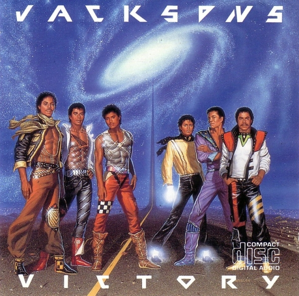 The Jackson 5 Victory cover art