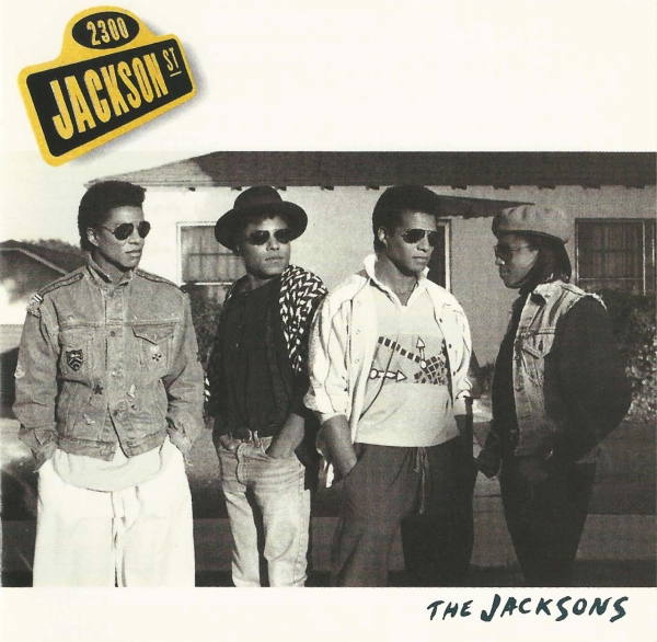 The Jackson 5 2300 Jackson Street cover art