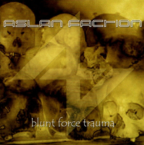 Aslan Faction Blunt Force Trauma cover art