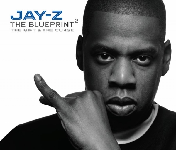 Jay‐Z The Blueprint²: The Gift & The Curse Cover Art