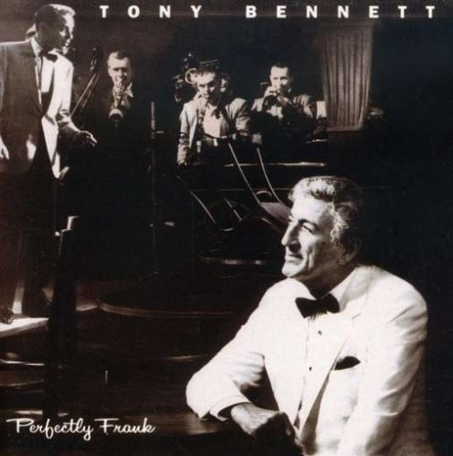 Tony Bennett Perfectly Frank Cover Art