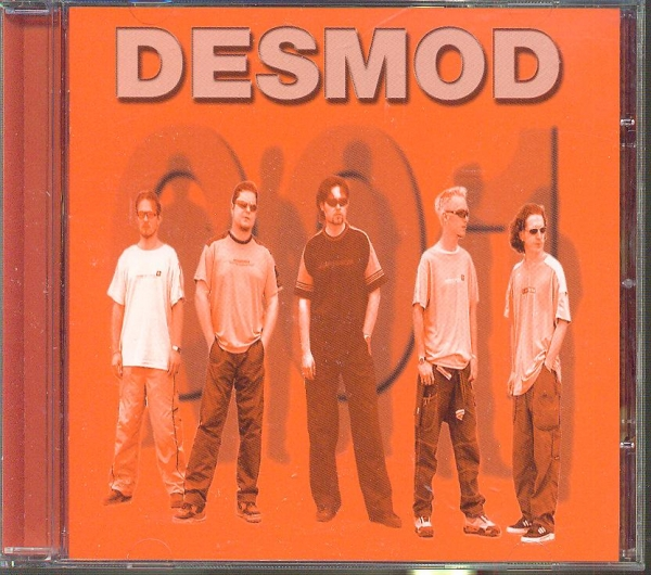 Desmod 001 cover art