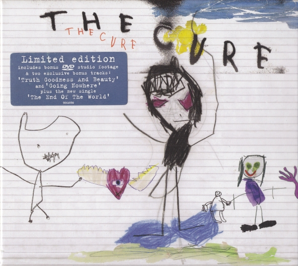The Cure The Cure cover art
