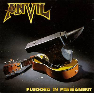 Anvil Plugged in Permanent cover art
