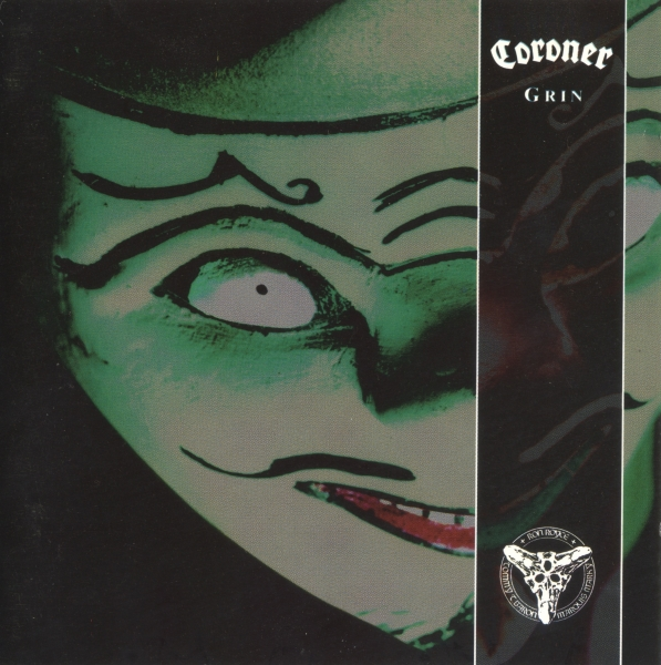 Coroner Grin cover art