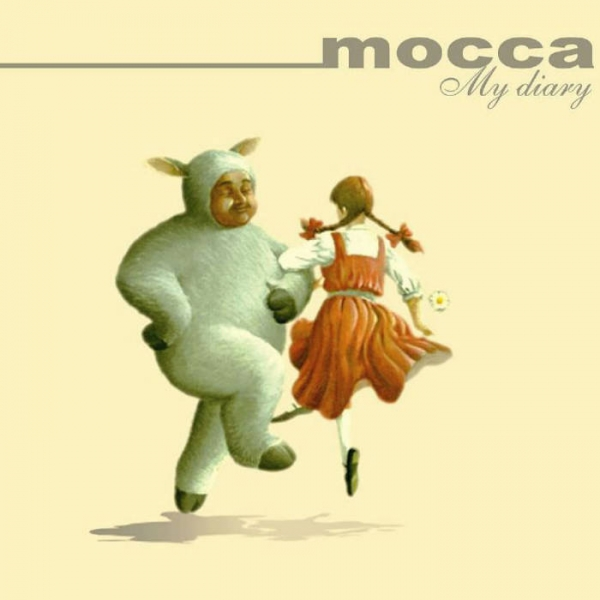 Mocca My Diary cover art