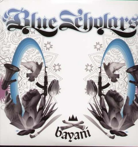 Blue Scholars Bayani cover art