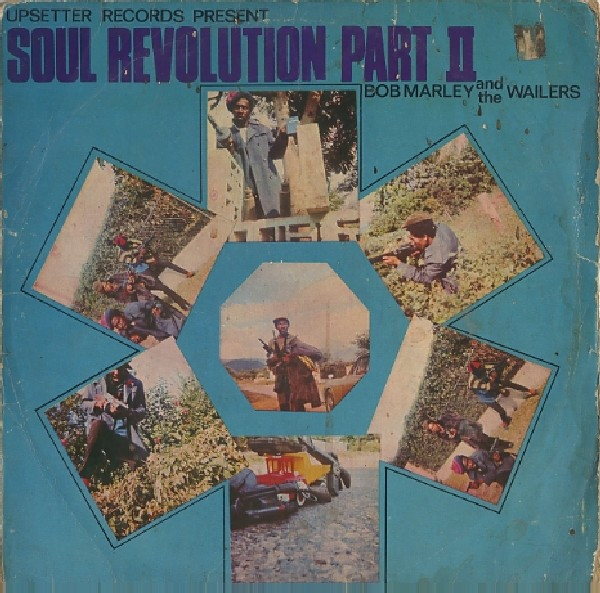 The Wailers Soul Revolution Part II cover art