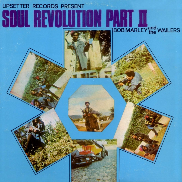 Bob Marley & The Wailers Soul Revolution Part II cover art