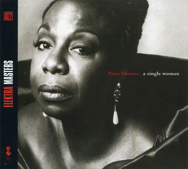 Nina Simone A Single Woman Cover Art