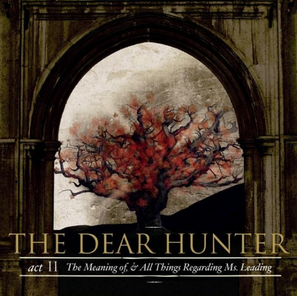 The Dear Hunter Act II: The Meaning of, & All Things Regarding Ms. Leading cover art