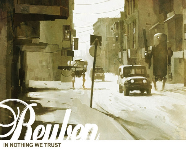 Reuben In Nothing We Trust cover art