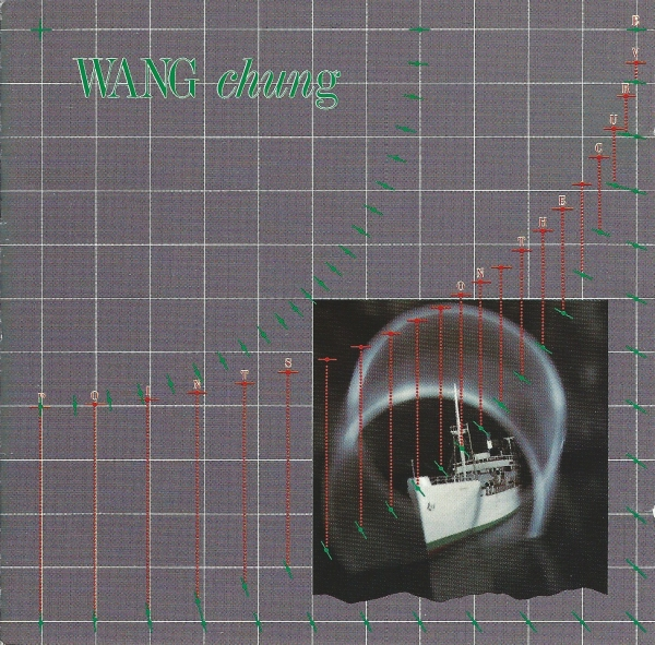 Wang Chung Points on the Curve cover art