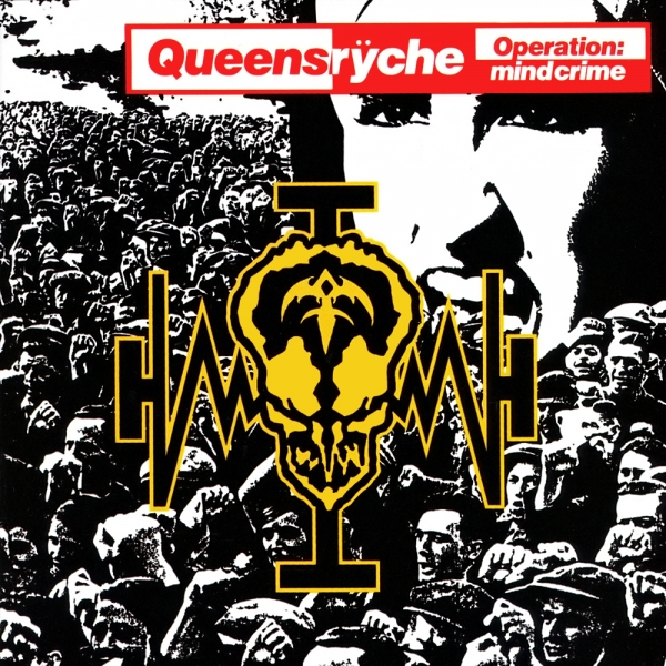 Queensrÿche Operation: Mindcrime cover art