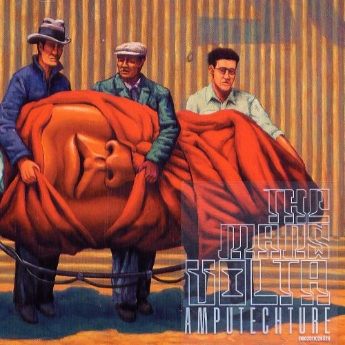 The Mars Volta Amputechture cover art
