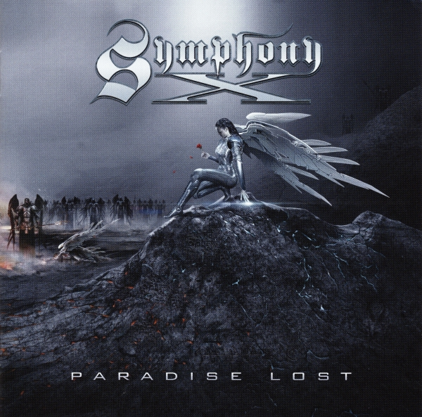 Symphony X Paradise Lost cover art