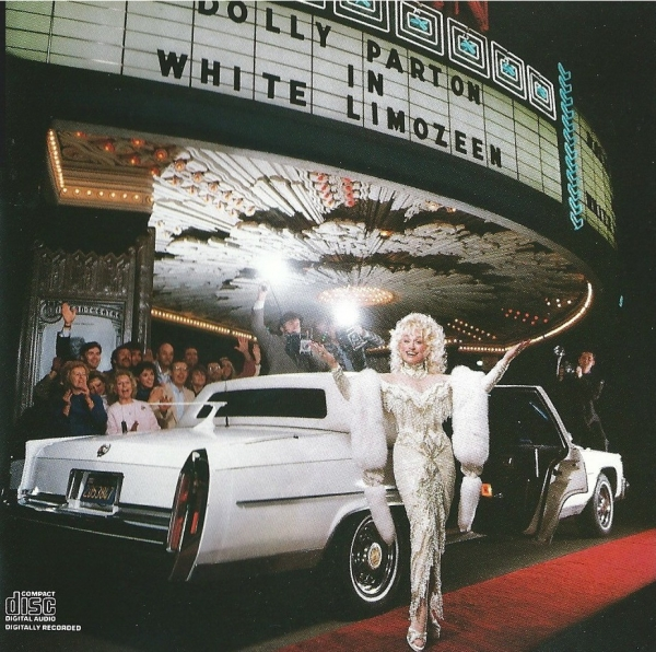 Dolly Parton White Limozeen cover art