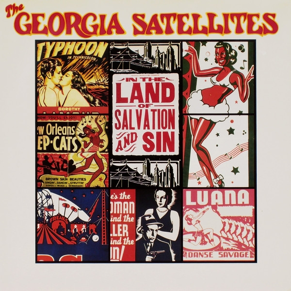 The Georgia Satellites In the Land of Salvation and Sin cover art