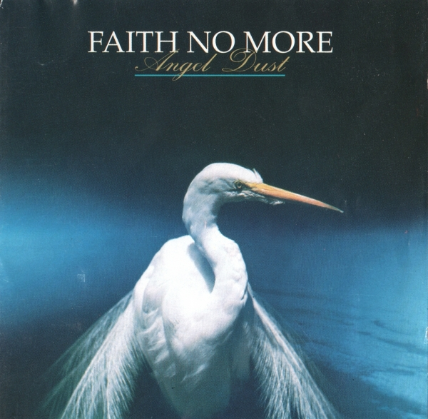 Faith No More Angel Dust cover art