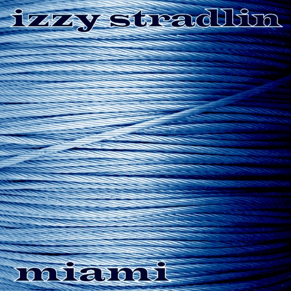 Izzy Stradlin Miami cover art