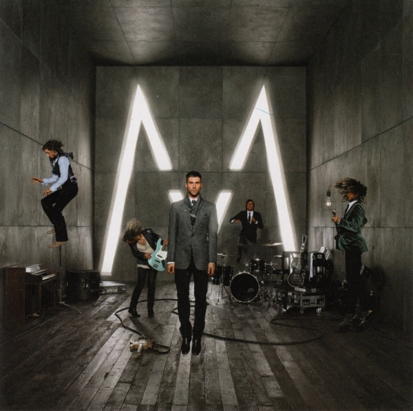 Maroon 5 It Won't Be Soon Before Long Cover Art