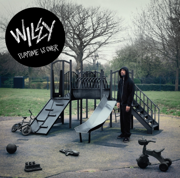 Wiley Playtime Is Over Cover Art