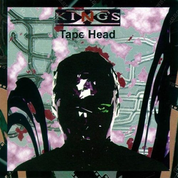 King's X Tape Head Cover Art