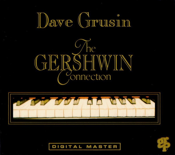 Dave Grusin The Gershwin Connection cover art