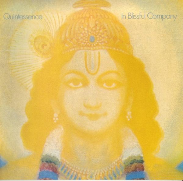 Quintessence In Blissful Company cover art