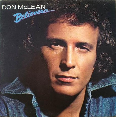 Don McLean Believers Cover Art