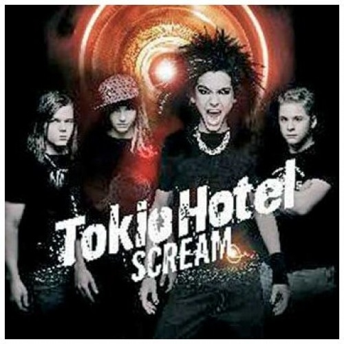 Tokio Hotel Scream cover art