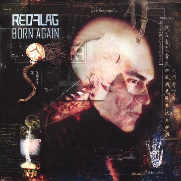 Red Flag Born Again cover art