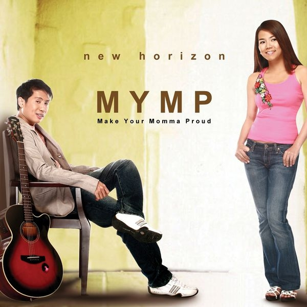 M.Y.M.P. New Horizon cover art
