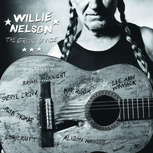 Willie Nelson The Great Divide cover art