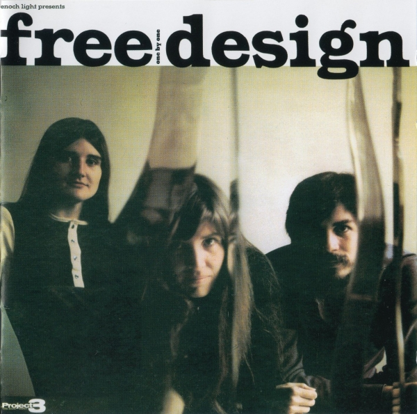 The Free Design One by One cover art