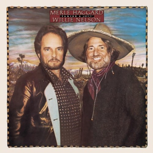 Willie Nelson Pancho & Lefty cover art