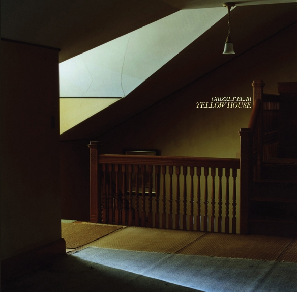 Grizzly Bear Yellow House cover art