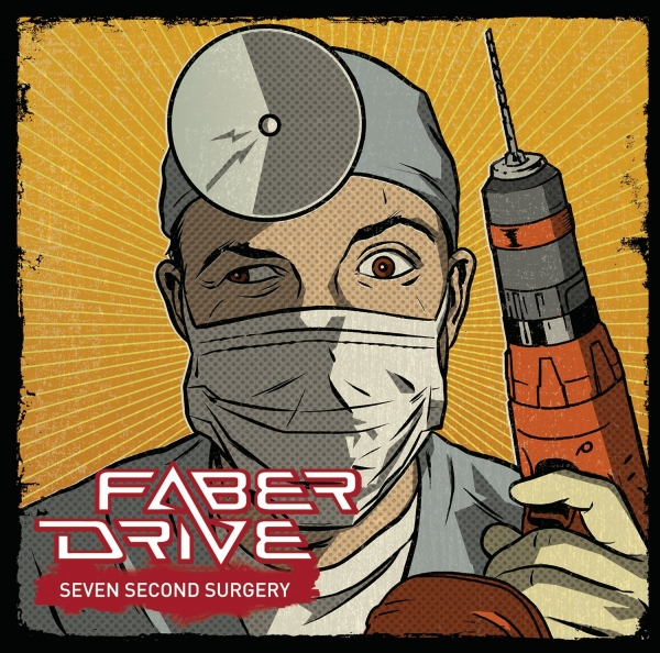Faber Drive Seven Second Surgery cover art