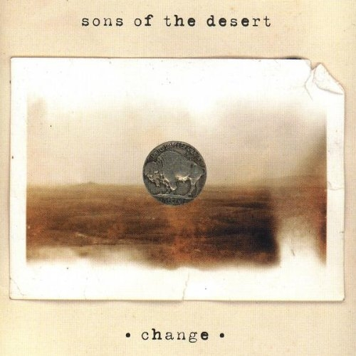 Sons of the Desert Change Cover Art