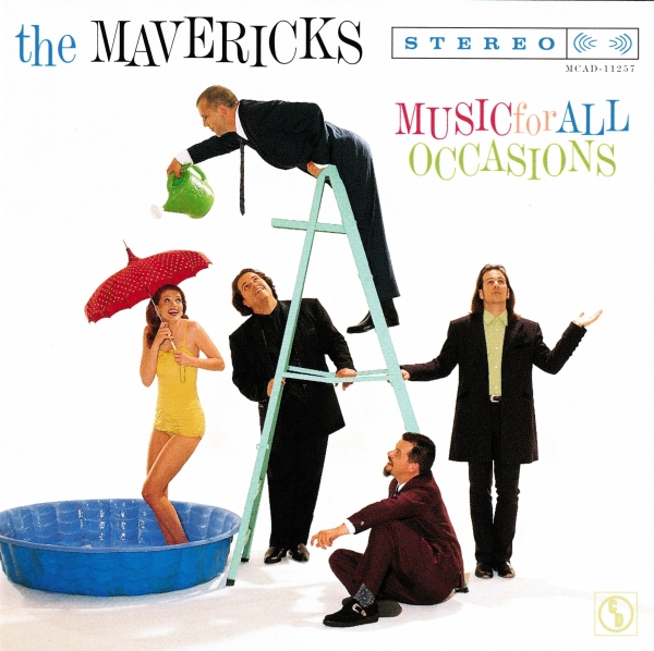The Mavericks Music for All Occasions cover art