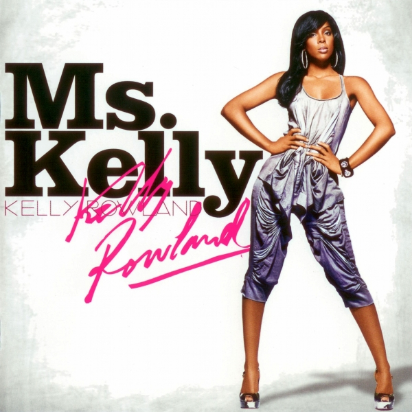 Kelly Rowland Ms. Kelly cover art